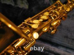 1930 Selmer Paris New Large Bore Alto Saxophone