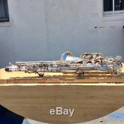 1952 Selmer Super Balanced Action Vintage Alto Saxophone #48xxx