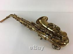 1956 Selmer Mark VI Alto Saxophone -Five Digit 67,3xx One Owner Original Lacqu