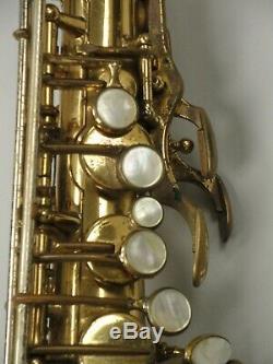 1958 Selmer Mark VI Alto Saxophone