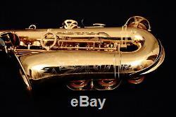 2020 Yamaha YAS-875EX 4 Custom EX Alto Saxophone