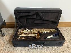Allora Paris Series Professional Alto saxophone with Case