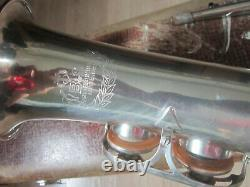 B&S Blue Label Alto Saxophone Made in Germany GDR