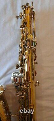 Beautiful 1936 Buescher Aristocrat Alto Saxophone in Excellent Condition