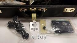 Brand New Jupiter JAS1100SG (Silver/Gold) Alto Saxophone Outfit + $200 Reeds