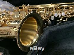 Brand New Yanagisawa AWO10 ELITE Professional Alto Saxophone Outfit