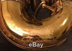 Buescher 400 Top Hat & Cane 1951 Alto Saxophone