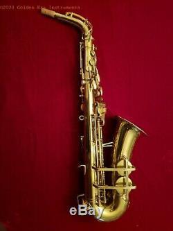 Buescher Aristocrat Alto Saxophone Circa 1952