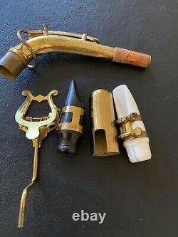 Buescher Aristrocrat Alto Saxophone 140