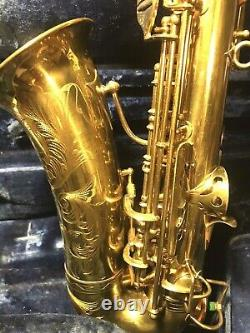 Buffet Crampon SA 18-20 Alto Saxophone With Original Case Plus some accessories