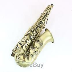 Buffet Model 400 Professional Alto Saxophone in Matte Finish DISPLAY MODEL