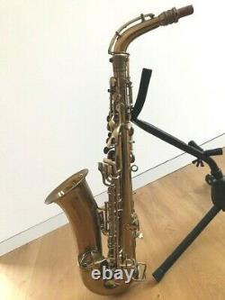 CONN 1924 New Wonder II Chu Berry Alto-Saxophone #130k