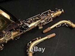 Cannonball A5 Big Bell Stone Series Alto Sax Professional Saxophone Gold Brass