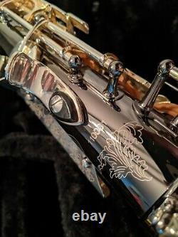 Cannonball Big Bell Global series Alto Saxophone SAX professional like selmer