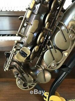 Cannonball Big Bell Stone Series (A5-BR)The Brute Professional Alto Saxophone