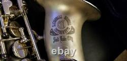 Cannonball Big Bell Stone Series Hot Spur Alto Saxophone