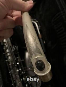 Cannonball Raven Alto Saxophone Big Bell Stone Series 2 Necks