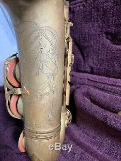 Cannonball Saxophone Vintage Reborn Lady Godiva Limited Edition Alto Saxophone