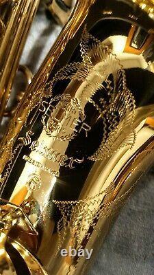Closet King 1973 Selmer Paris Mark VI Alto Saxophone Absolute Mint Condition
