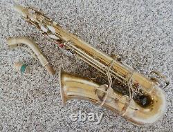 Conn 26M Connqueror Alto Saxophone Nice Pads-Players Horn HUGE SOUND