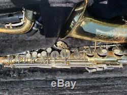 Conn 6M Alto Saxophone