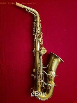 Conn 6 M Lady Face Alto Saxophone Circa 1940