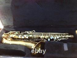 Conn Artist Naked Lady 6M VIII Vintage 1942 Alto Saxophone w rolled tone holes
