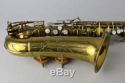 Conn'Connqueror' 26M Alto Saxophone 267xxx