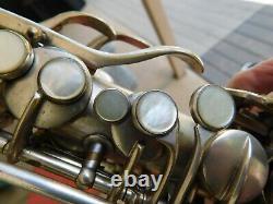 Conn New Wonder II Alto Saxophone, Chu Berry, Playable
