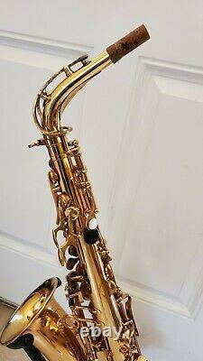 Couf Superba 1 Alto Saxophone rolled tone holes