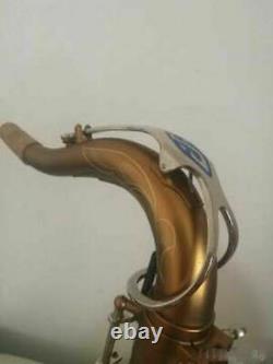Customized Made Saxophone Neck silver/gold plated Tenor Alto Soprano Baritone