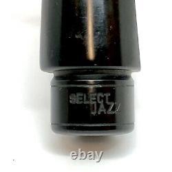 D'Addario Select Jazz D7M Alto Saxophone Mouthpiece