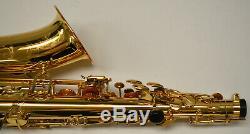 Demo Yamaha Yas62iii Professional Alto Saxophone