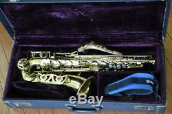 Dorado 500 Made By Yanagisawa Alto Saxophone Professionally Overhauled