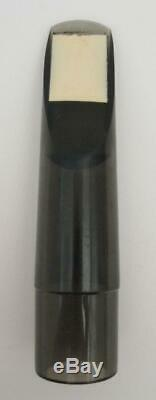Dukoff Plastic Alto Saxophone Mouthpiece (. 087) Made by Bobby for Peter Ponzol