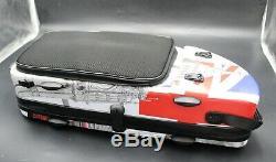 Eastern music dark gold lacquered alto saxophone Mark VI type high grade PC case