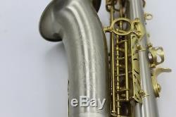 Eastern music professional cupronickel alto saxophone white copper alto sax