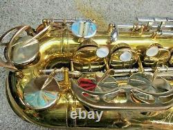 Excellent King Super 20 Eb Alto Saxophone, Early 70s, Original Condition! SAX