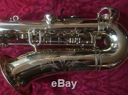 Excellent Yamaha Alto Saxophone Sax Yas62 Yas 62
