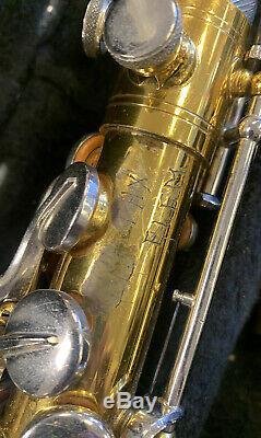 Hohner President Professional Alto Saxophone 1966