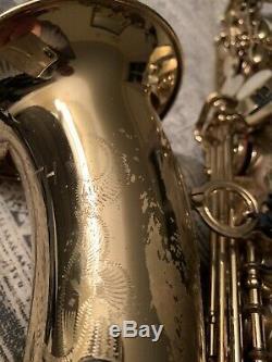 Julius Keilwerth SX90R Professional Alto Saxophone Gold Plate