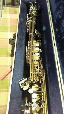 Keilwerth straight alto sax Stunning and Spellbinding! Only100 in existence