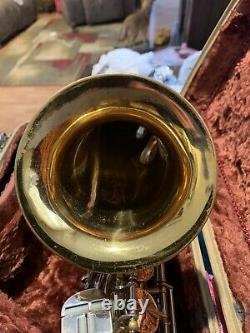 King Super 20 Alto Saxophone