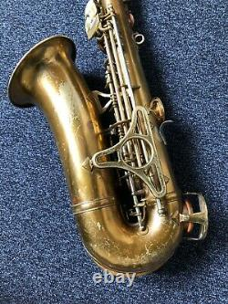 King Super 20 Alto Saxophone Full Pearls from 1949 in great condition