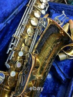 King Super 20 Alto Saxophone (King Music Instruments USA)