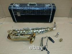 King Super 20 Alto Saxophone (Silver Neck!)