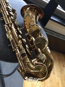 King Zephyr Alto Saxophone 1935