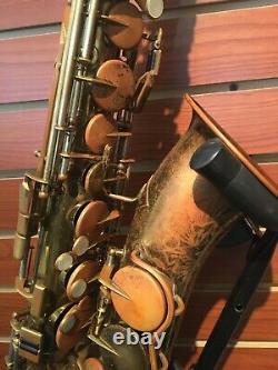 King Zephyr Alto Saxophone PREOWNED