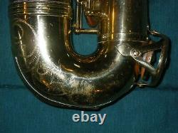 LEBLANC VITO ALTO SAXOPHONE MADE IN FRANCE by BEAUGNIER IN PLAYING CONDITION