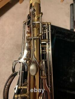 Leblanc Model 100 Alto Saxophone (Leblanc Fingering System)